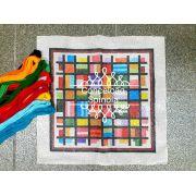 Kit Almofada Mosaico