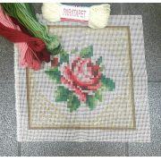 Kit Almofada Rosinha (tons de rosa)