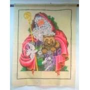 Tela Painel Papai Noel