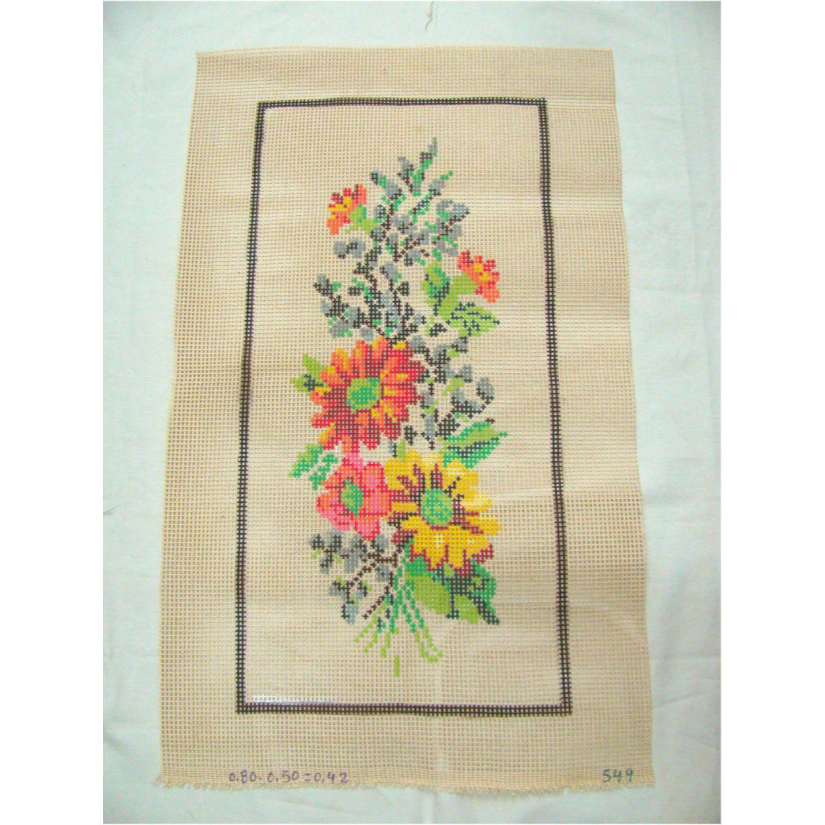 Tela Painel Floral 5  - Conceição Spinola Tapeçaria