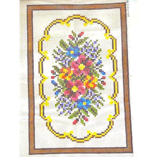 Tela Tapete Floral 3  - Conceição Spinola Tapeçaria