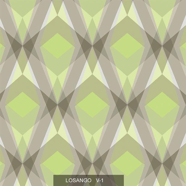 Tecido de Parede /  LOSANGO V1