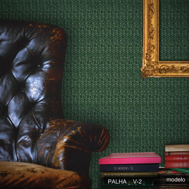 Tecido de Parede /   PALHA V2