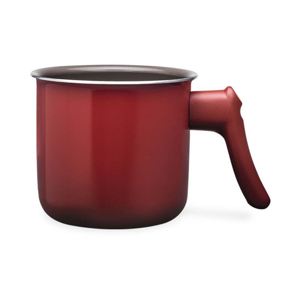 Fervedor Brinox 12 cm 1,25L Smart Vermelho
