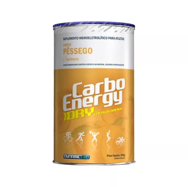 CARBO ENERGY DRY  DYNAMICLAB - VÁRIOS SABORES