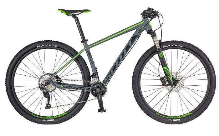 BICICLETA SCOTT ASPECT 940 M 2018