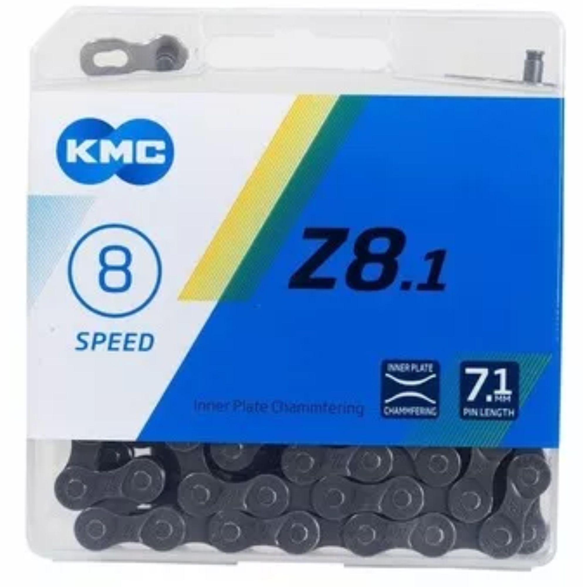 CORRENTE KMC Z8 8 VELOCIDADES