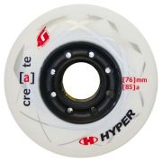Kit de Rodas Hyper Create + G White (4un)