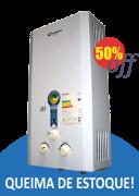 Aquecedor Equibrás EB-2200 Plus 20 Litros GN