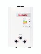 Aquecedor Rinnai M09 - Vazão 9 Litros - Gás GN