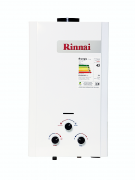 Aquecedor Rinnai M11 - Vazão 11 Litros - Gás GN