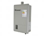 Aquecedor Rinnai REU 1302 FEH 17 Litros Digital - Prata