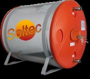 Boiler Soltec Elétrico 100 Litros Aço Inox - Alta Pressão