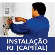 Mão de Obra Instalação Aquecedores ponto normal ABNT - RJ (Capital)