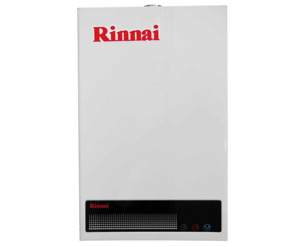 Aquecedor Rinnai REU 1002 FEH Digital - Vazão 12 Litros - Gás GN
