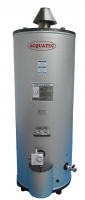 Boiler Acquatec Gás 300 Litros Aço Inox