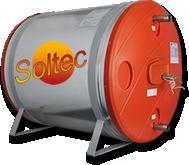 Boiler Soltec Elétrico 200 Litros Aço Inox - Alta Pressão