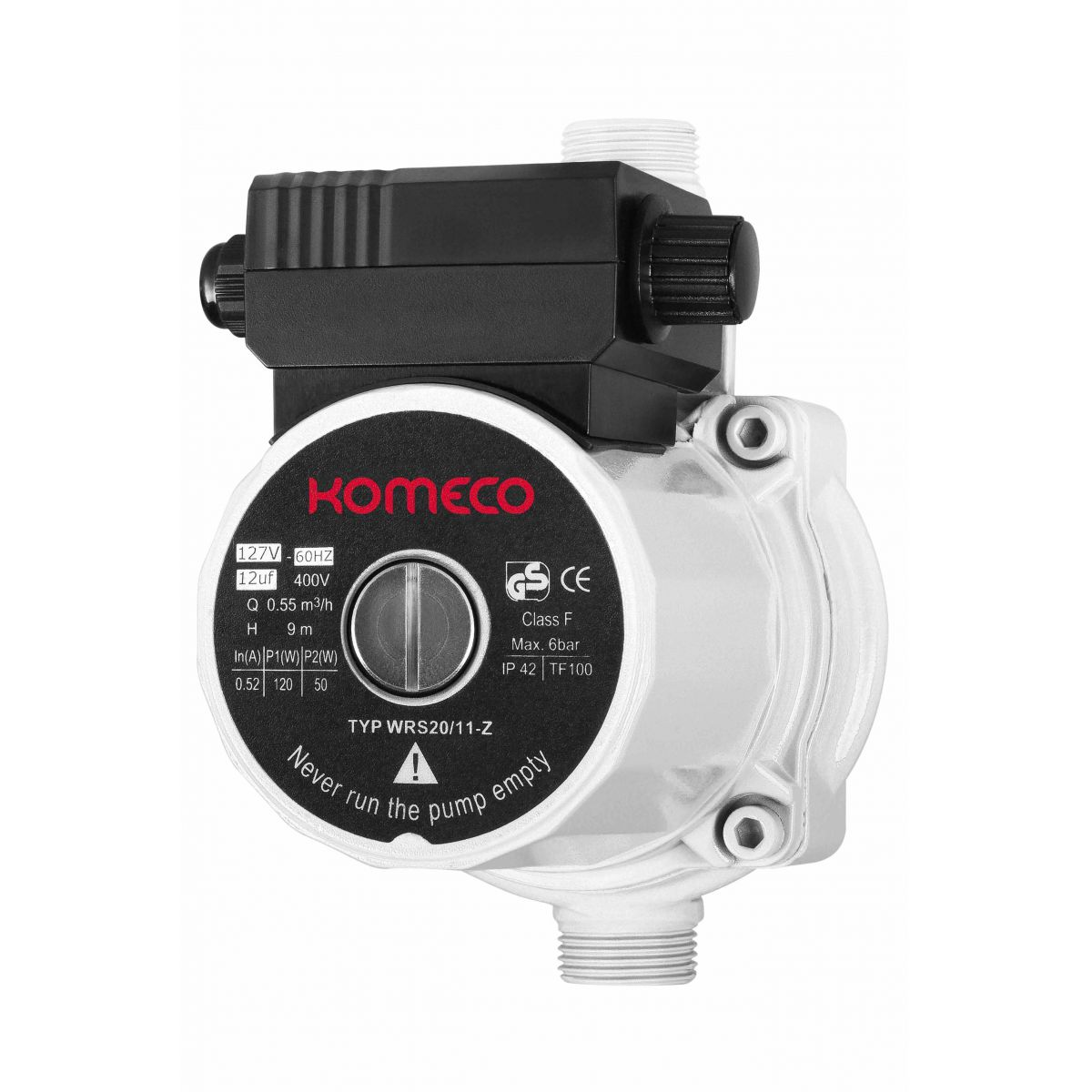 Pressurizador Komeco TP 40 G3