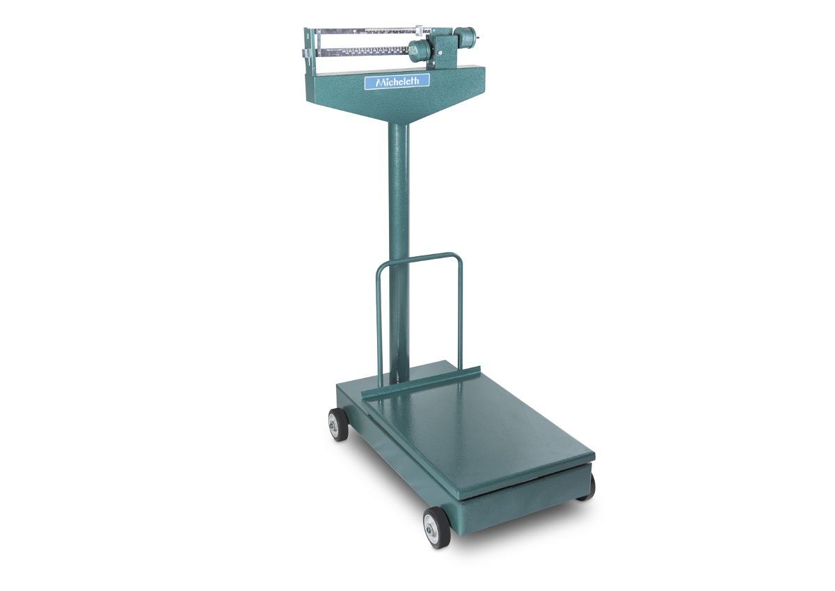 Balança Mecânica de Piso modelo MIC-2A - 200 kg