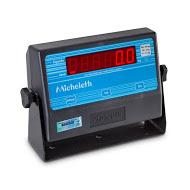 """Balança Hibrida Modelo MIC-300H - 300 kg - 600 mm x 700 mm sem coluna """"Eletromecânica"""""""