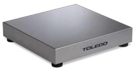 Balança pesadora e contadora modelo 2098 C - 120 kg Indicação Remota da marca Toledo