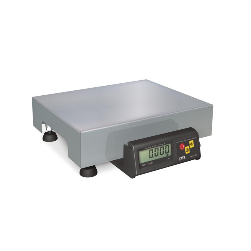 Balança Eletrônica de Bancada modelo 2095 - 6 kg Versão Base da marca Toledo