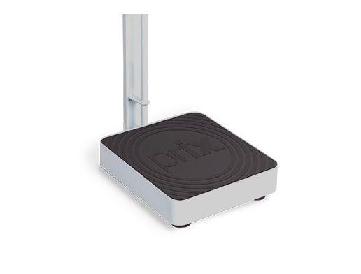 Balança Eletrônica para Pesar Pessoas modelo 2098 PP Com Régua da marca Toledo do Brasil
