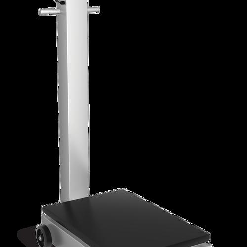 Balança eletrônica portátil pesadora, contadora e comprovadora modelo 2124 - 9098 C - 250 kg