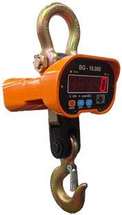 Balança Suspensa modelo BG-10000 da marca Balanças Gerais