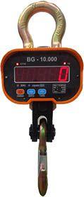 Balança Suspensa modelo BG-20000 da marca Balanças Gerais