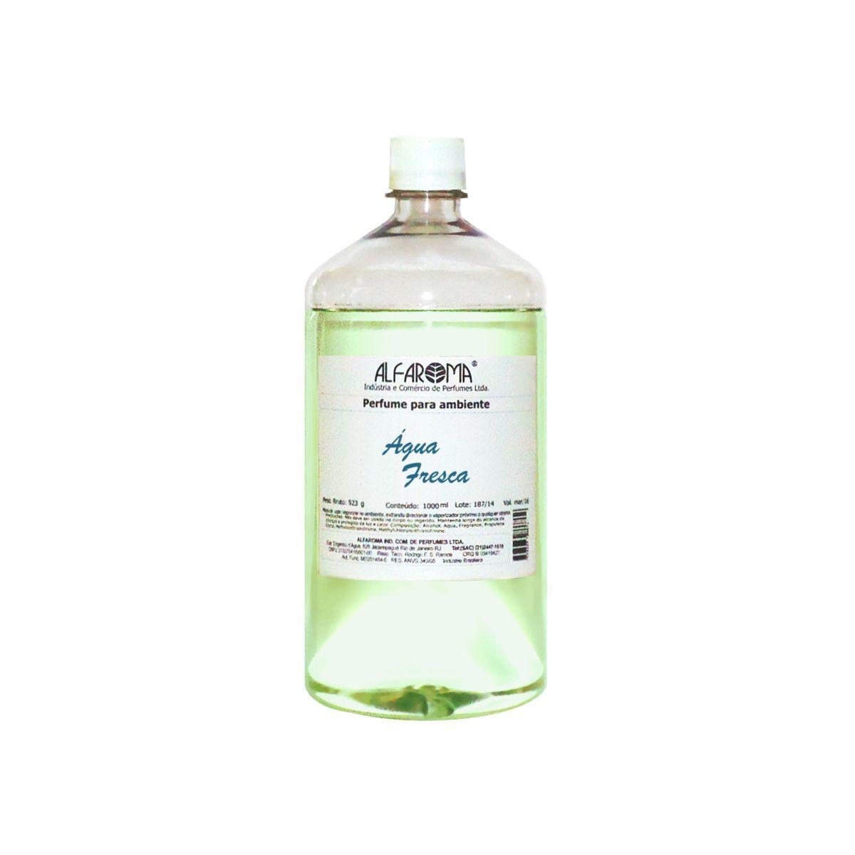 Perfume para ambiente Água Fresca