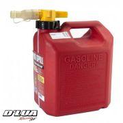 Galão de gasolina  NO-SPILL - VERMELHO