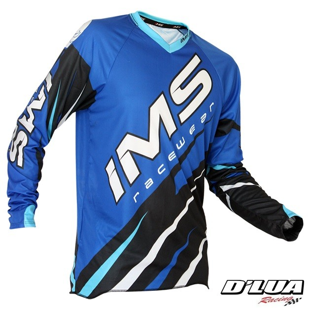 Camisa IMS ACTION AZUL 2016
