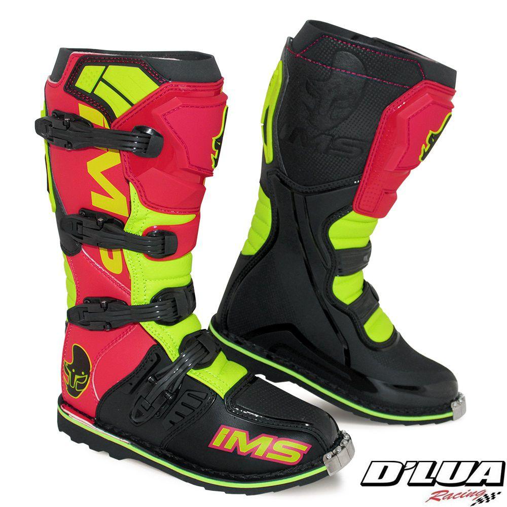 Bota para motocross IMS LIGHT