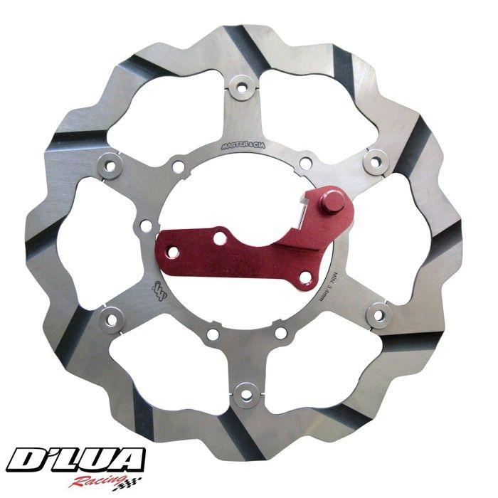 Disco de freio dianteiro 3.4 mm