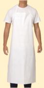 Avental de Segurança em PVC Branco - CA 37729