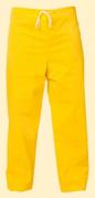 Calça de Segurança Trevira Amarelo - CA 37539