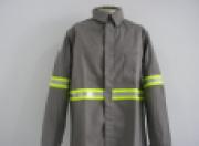 Camisa  Eletricista com Faixa Refletiva - Risco 1(I) E 2(II) ATPV 11 CAL/CM² CA 38560