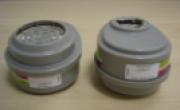 Cartucho - Filtro Gases Acidos / Amonia - Modelo GME P100