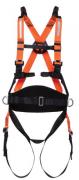 Cinturão Paraquedista Abdominal com Regulagem Total e Fita Refletiva Mult 2011 CA 35506