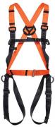 Cinturão Paraquedista com Regulagem Total 3 Meia-argolas MULT 2009A CA 36282
