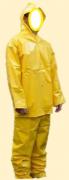 Conjunto Trevira com Capuz Impermeável - CA 37538 Blusa - CA 37539 Calça