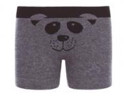 Cueca Boxer Lupo kids Sem Costura 00137-008