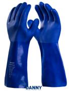 Luva de Segurança de PVC Petroblue - CA 38792
