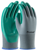 Luva de Segurança Tricotada em Nylon com Banho PVC - Viniltec 705 - CA 33325