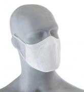 Máscara Fit - Kit com 2 Unidades - Tamanho: Único | Cor: Branca
