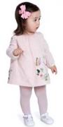 Meia-Calça Fina Bebê Fio20 02571-001