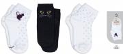 Meia Socks Feminina Gato 04570-089