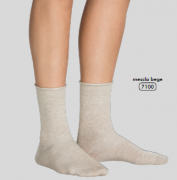Meia Sportwear - Cano Longo Sem Punho 01275-001