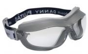 Óculos de Proteção Ampla Visão em Policarbonato Óptico Plutão - CA 14883